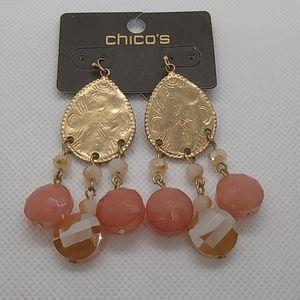 NEW Chico's earrings
